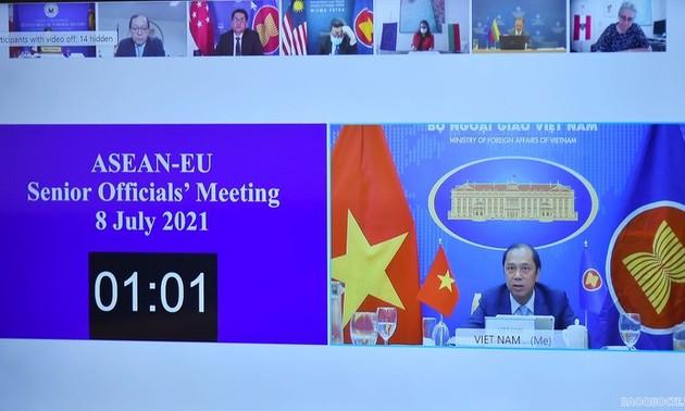 Asean y Unión Europea fortalecen la asociación estratégica
