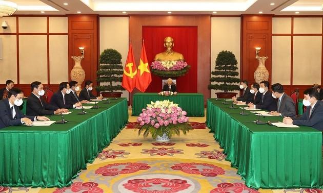 Fortalecen relaciones entre Vietnam y Corea del Sur