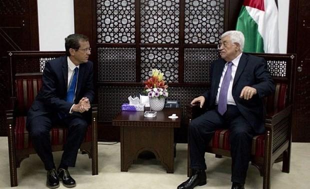 Israel y Palestina debaten medidas de consolidación de confianza