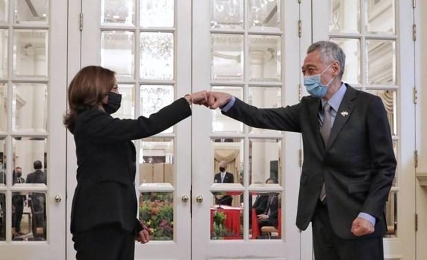 Singapur atesora relaciones con Estados Unidos, afirma su premier