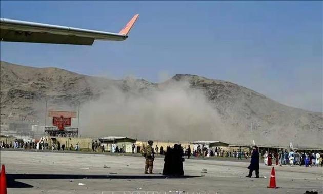 La comunidad internacional condena enérgicamente el sangriento ataque en Kabul