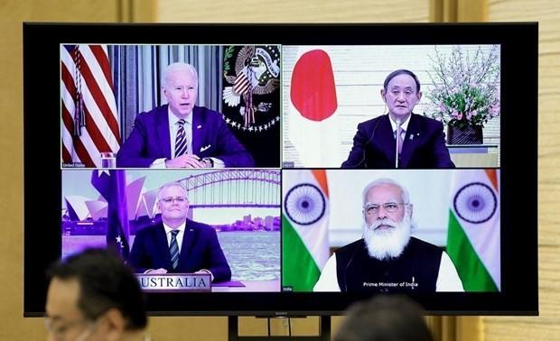 El grupo Cuarteto de Diamantes enfatiza la importancia de una región Indo-Pacífico libre y abierta
