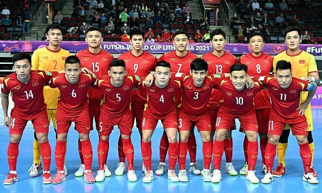 Vietnam asciende en el ranking mundial tras la Copa Mundial de Futsal