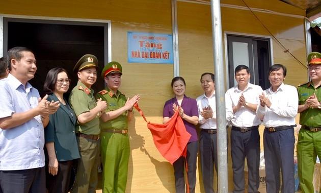 """Comienza en Vietnam el Mes """"Para los pobres"""""""
