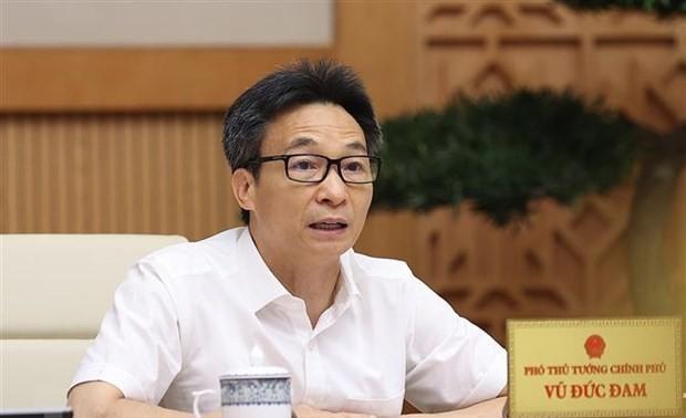El viceprimer ministro orienta la reactivación acelerada del sector turístico