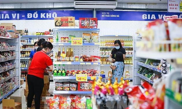 越南工贸部采取措施保障市场的稳定和供求平衡
