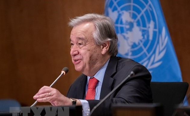 联合国秘书长古特雷斯提出第二任期优先任务