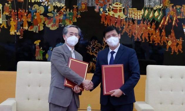越南接收50万剂中国医药集团Vero-Cell疫苗