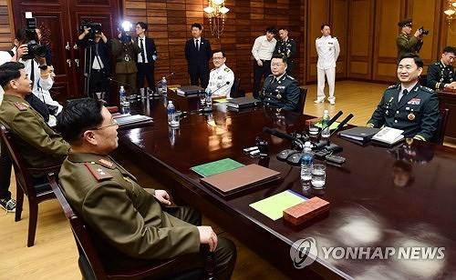 Les deux Corées conviennent de rétablir complètement les lignes de communication militaires