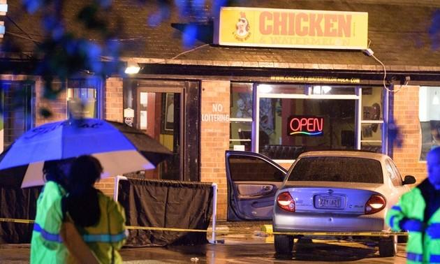 Etats-Unis: au moins trois morts et sept blessés après une fusillade à la Nouvelle-Orléans