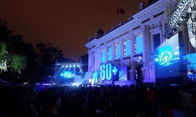 Le Vietnam éteint les lumières en écho à l'Heure de la Terre 2019