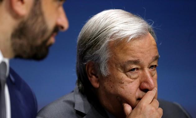 l'ONU préoccupée par les informations sur le stock iranien d'uranium faiblement enrichi