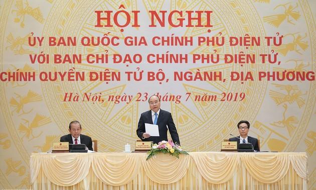 Le Vietnam déterminé à instaurer un e-gouvernement
