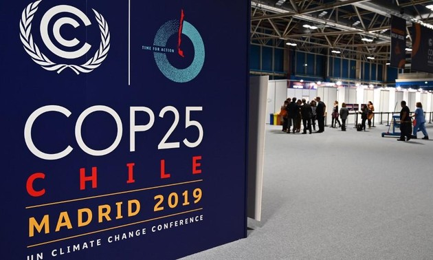 Climat – Une COP25 « bleue » pour maintenir à flot l'accord de Paris