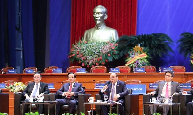 «Aspiration des jeunes Vietnamiens : rendre la Patrie puissante et avancée»