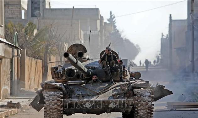 Syrie: Le risque d'escalade augmente d'heure en heure si rien n'est fait, s'inquiète l'ONU