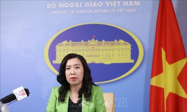Covid-19: Le Vietnam souhaite voir la communauté internationale repousser la pandémie
