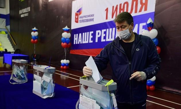 Russie: la réforme constitutionnelle favorise le développement
