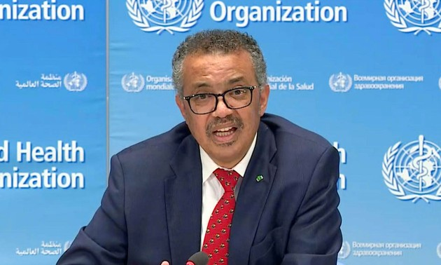 Coronavirus : l'OMS va lancer un processus d'évaluation de gestion de la crise