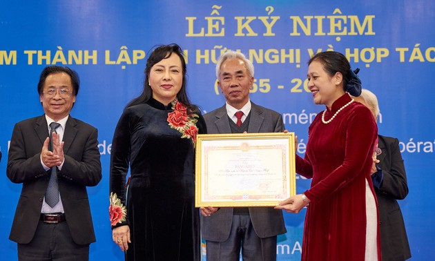65 ans de l'Association d'amitié et de coopération Vietnam - France