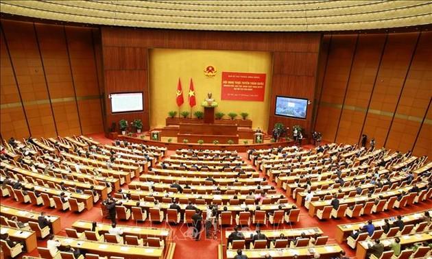 Visioconférence nationale sur la résolution du 13e Congrès national du PCV