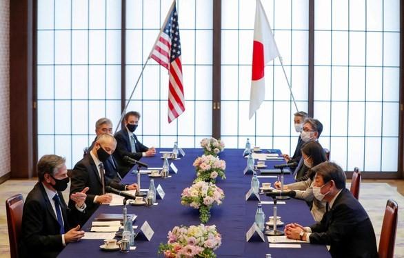 Réunion des ministres des Affaires étrangères des États-Unis, du Japon et et de la République de Corée prévue en avril