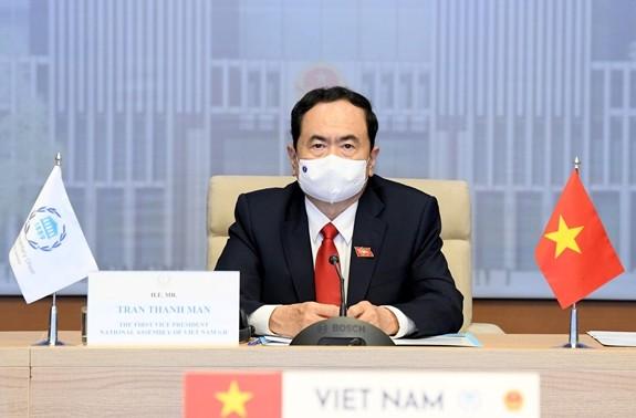    Le Vietnam à la 207e session du conseil exécutif de l'UIP
