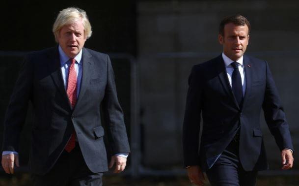 Emmanuel Macron s'est entretenu avec Boris Johnson, et attend ses propositions
