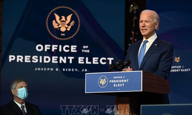 Joe Biden officially becomes US President-elect