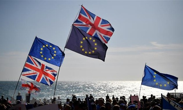 EU states give green light to post-Brexit trade agreement
