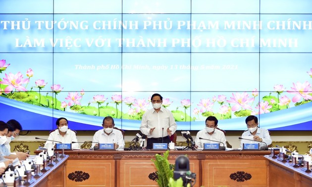 Ho Chi Minh City proposes special mechanism for Thu Duc City
