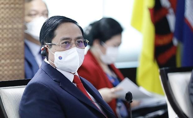 Ouverture du Sommet de l'ASEAN