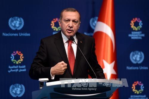 Turkey warns Germany over bill on Armenian mass killings
