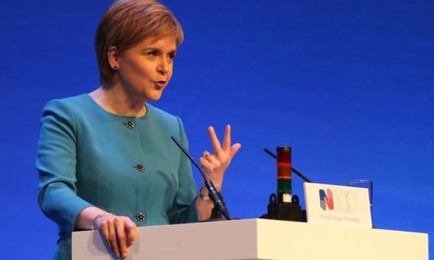 Scotland considers veto of Brexit bills