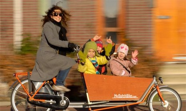 The Netherlands – The bicycle heaven of the world
