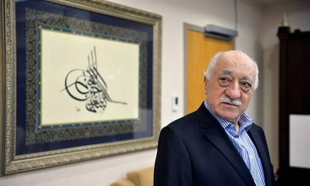 Turkey willing to provide US with preacher Gülen-linked info