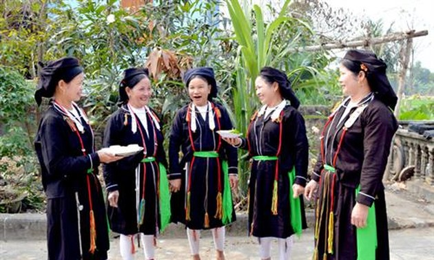 The San Diu ethnic people in Vietnam's northern midlands and mountainous areas