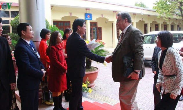 Northern Europe seeks cooperation with Son La