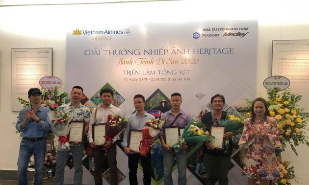 Winners of Vietnam Heritage Photo Awards 2020 on display