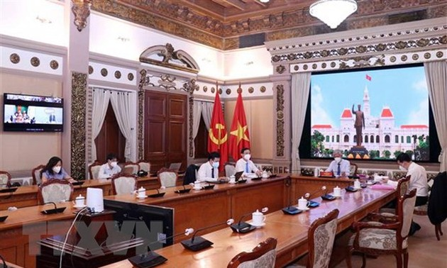 HCM City seeks stronger cooperation with foreign countries, localities