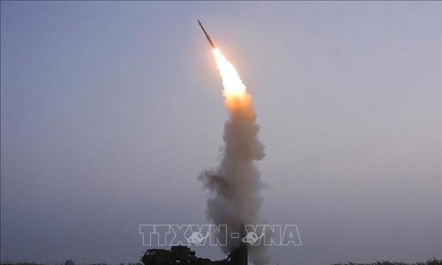 South Korea, US investigating North Korea's recent ballistic missile launch
