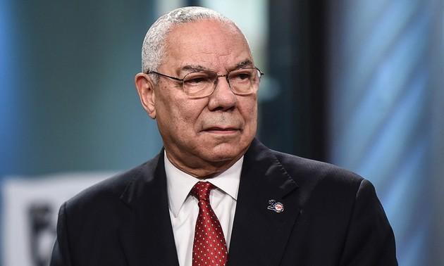 Colin Powell, former US Secretary of State, dies of COVID-19