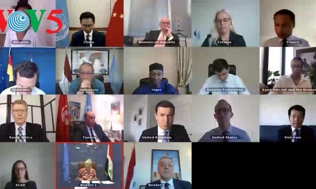 Vietnam und UN-Sicherheitsrat: Vietnam begrüßt die Fortschritte im Irak
