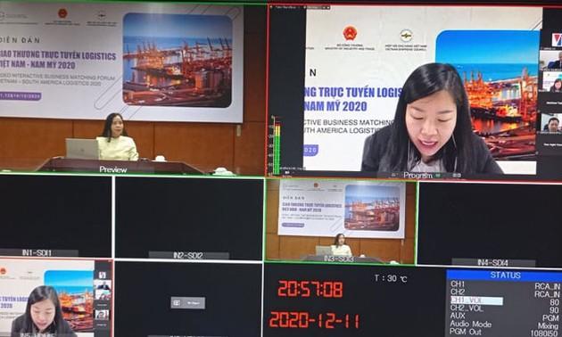 Chance für Zusammenarbeit im Logistik-Bereich zwischen Vietnam und Südamerika