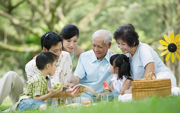 Rolle und Werte von Familien in Landesentwicklung entfalten
