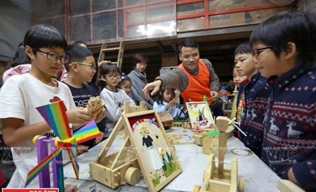 Creative Gara – kreative Werkstatt für Kinder