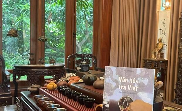 Entdeckung der vietnamesischen Tee-Kultur im neunen Buch