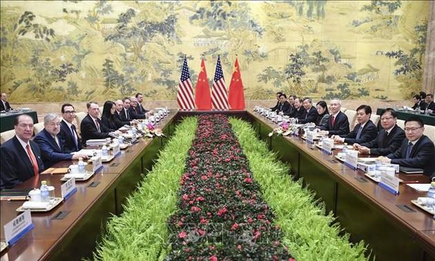 """Les négociations Chine/USA avancent """"extrêmement bien"""""""