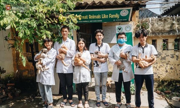 «Nous traitons les animaux comme les membres de notre famille»