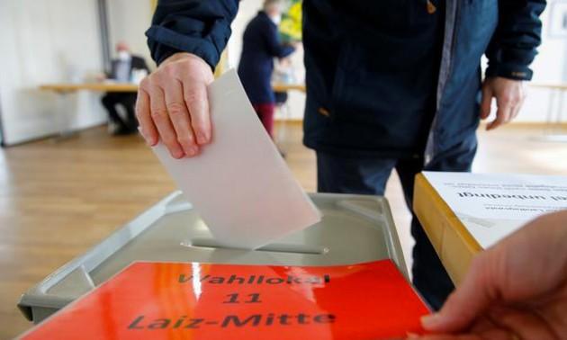 Allemagne: lourde défaite de la CDU dans deux scrutins régionaux
